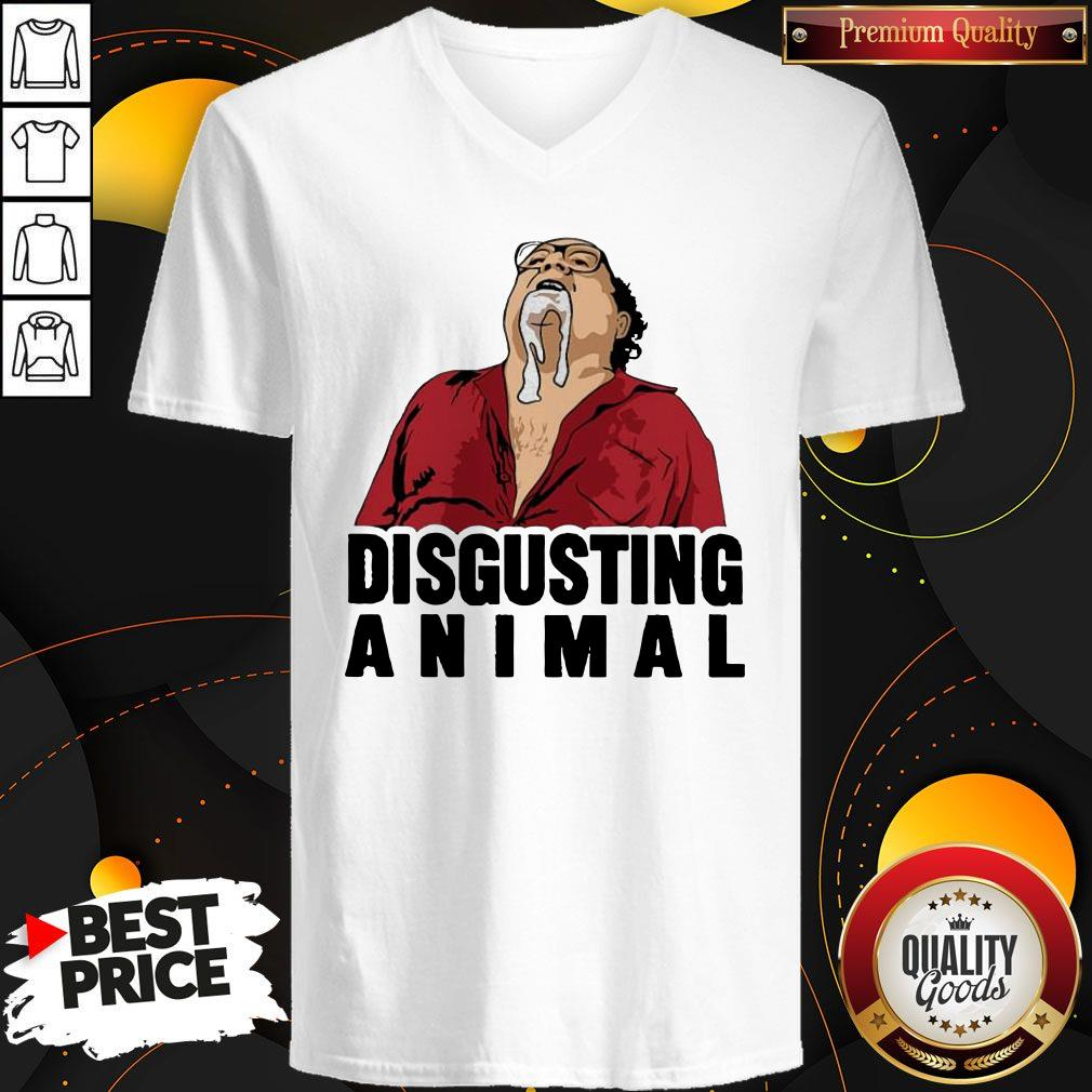 Awesome Disgusting Animal V-neck