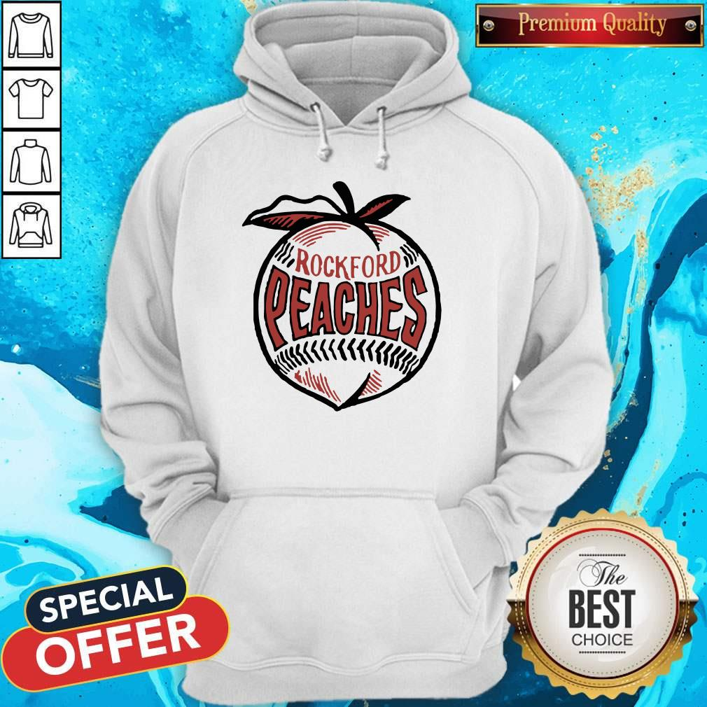 Official Rockford Peaches Hoodie