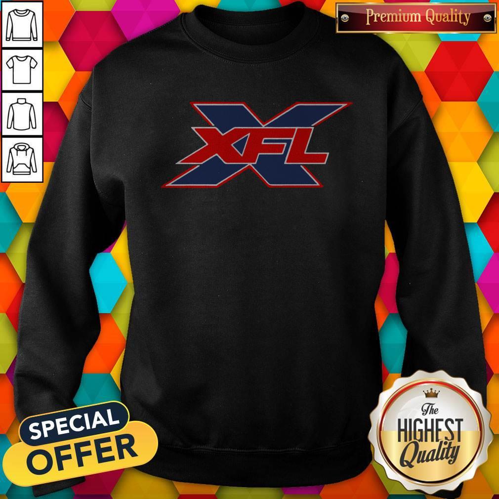 Official Xfl T Sweatshirt
