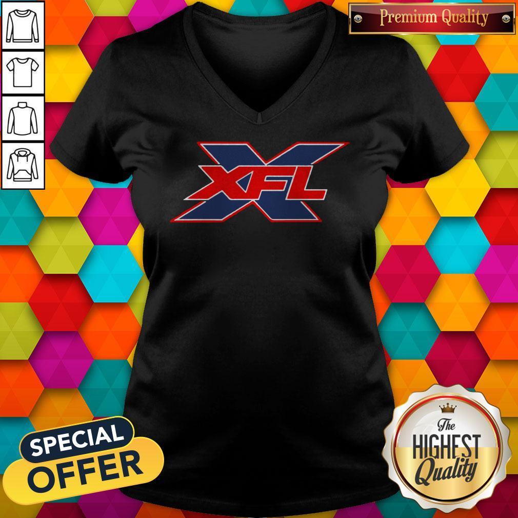 Official Xfl T V-neck