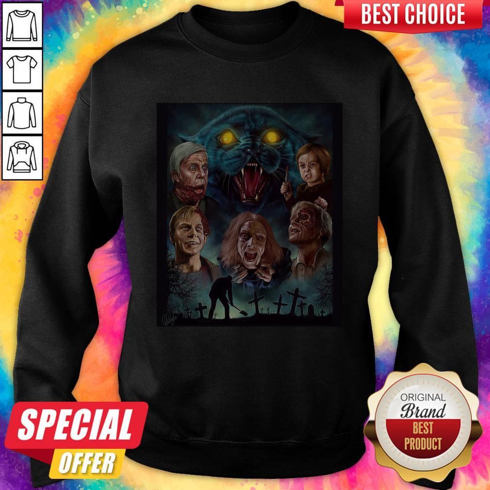 Pet Sematary Horror Sweatshirt