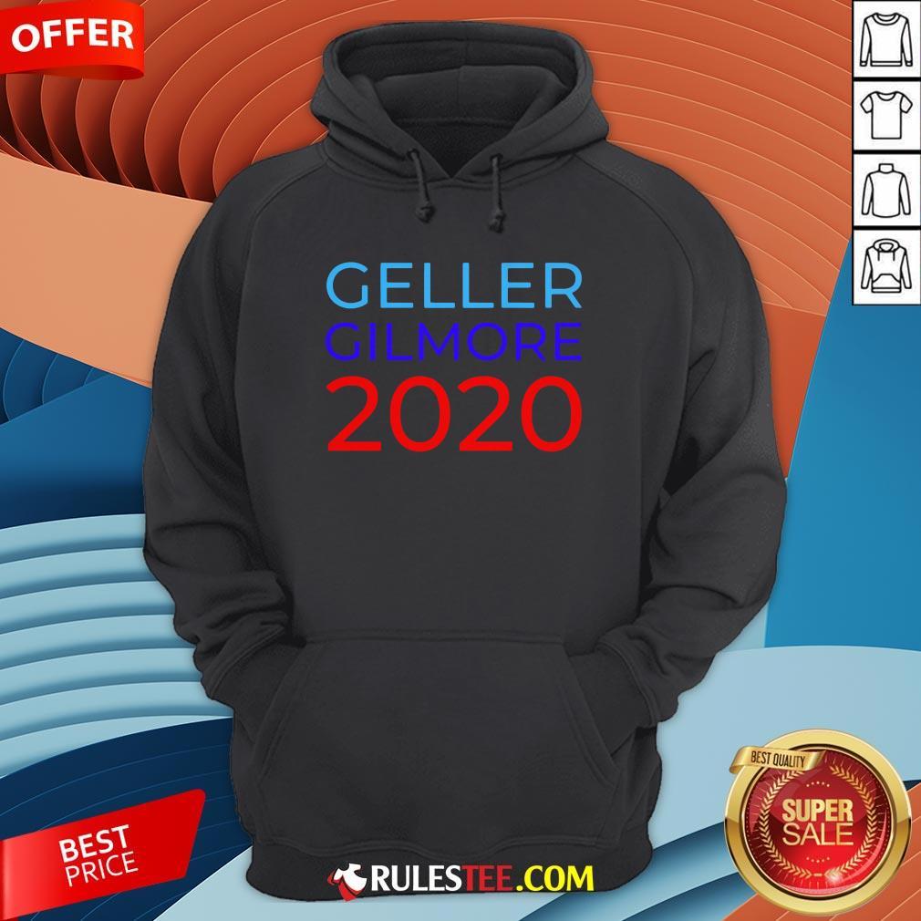Premium Gellert Gilmore 2020 Hoodie - Design By Rulestee.com