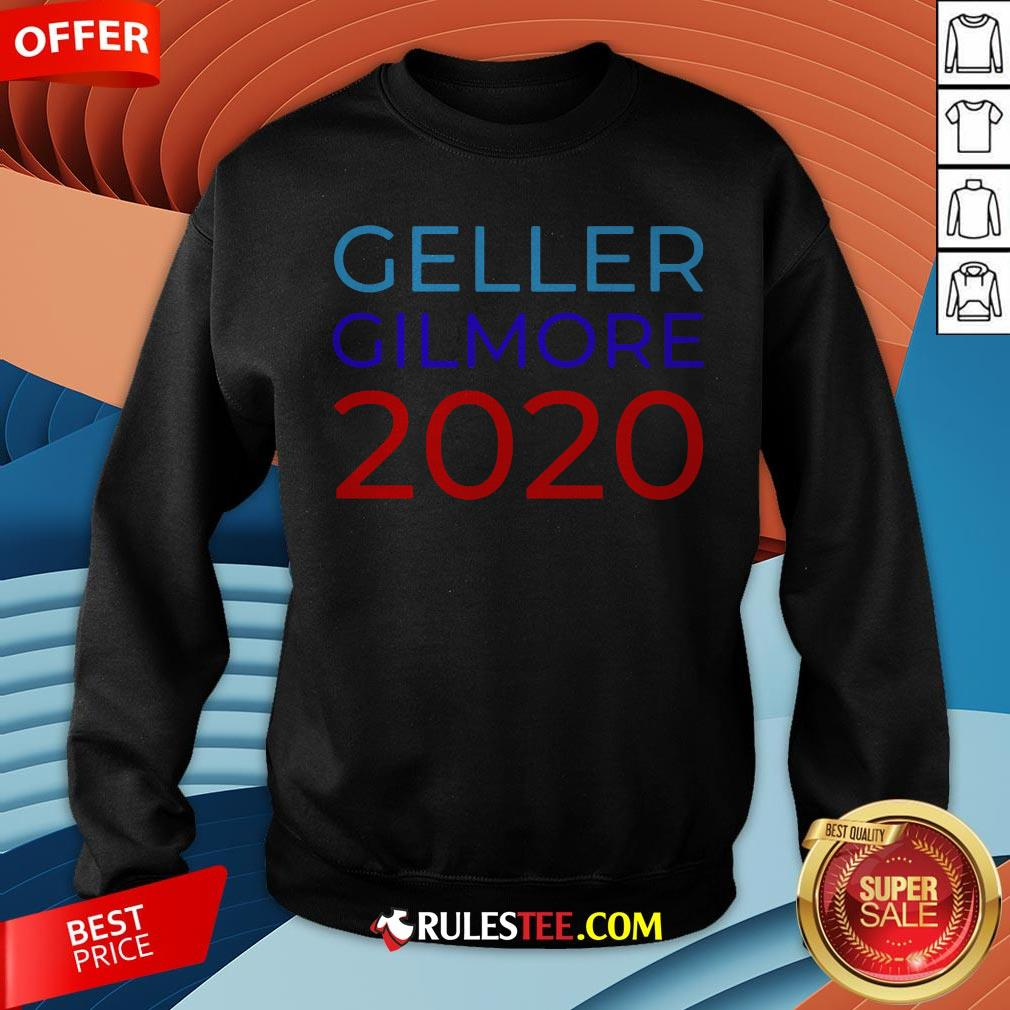 Premium Gellert Gilmore 2020 Sweatshirt - Design By Rulestee.com