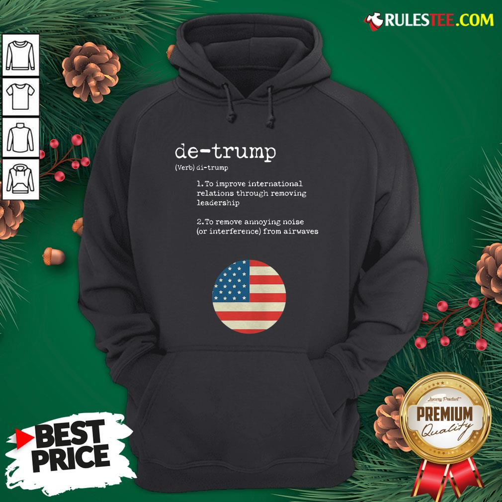Original Trump Dictionary Definition For Usa Election Result Vintage Hoodie- Design By Rulestee.com