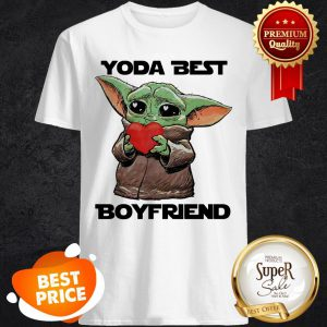 Baby Yoda Best Boyfriend Shirt