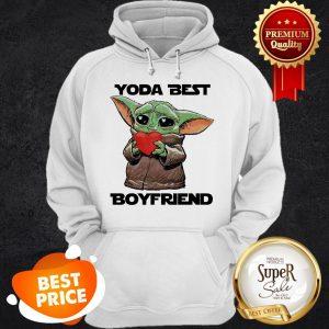 Baby Yoda Best Boyfriend hoodie