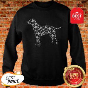Labrador Retriever St. Patrick's Day Diamond Sweatshirt