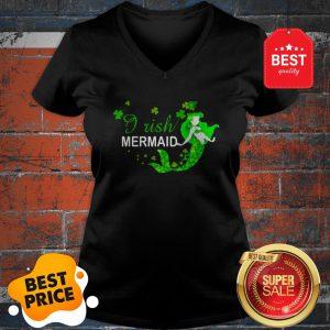 Official St Patrick's Day Irish Mermaid V-neck
