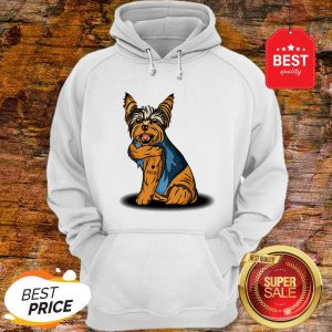 Official Yorkshire Terrier Tattoos I Love Mom Hoodie