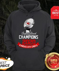 Super Bowl Champions 2020 Kansas City Chiefs Hoodie