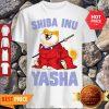 Official Shiba Inu Yasha Dog Lovers Shirt
