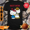 Official Hello Kitty Mother's Day Best Mom Shirt