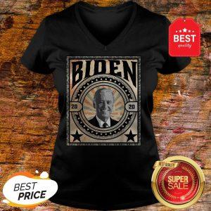 Official Joe Biden For President 2020 V-neck