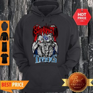 Official Slipknot Goat Tennessee Titans Hoodie