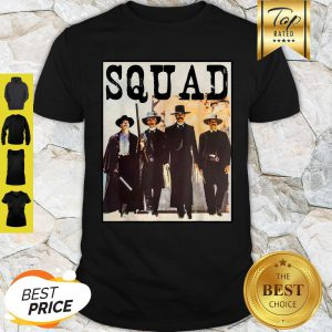 Official Squad Tombstone Shirt