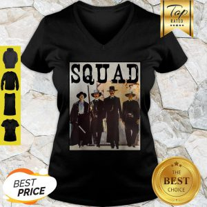 Official Squad Tombstone V-neck