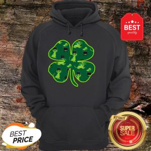 Official St Patricks Day Animals By Scarebaby Hoodie