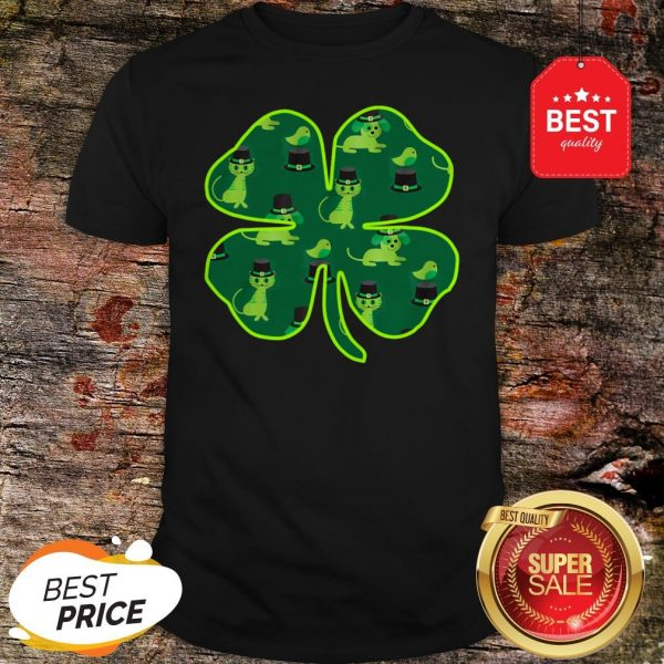 Official St Patricks Day Animals By Scarebaby T-Shirt
