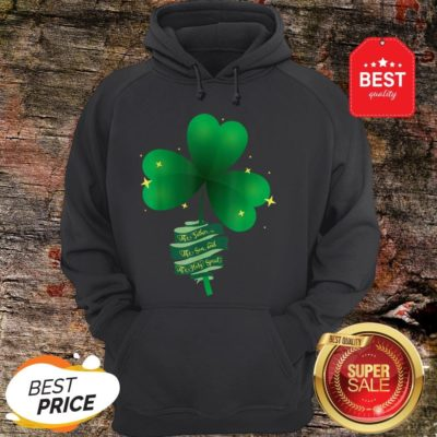 St Patricks Day Catholic Holy Trinity Father Son Holy Spirit Hoodie - Design By Rulestee.com