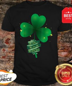 St Patricks Day Catholic Holy Trinity Father Son Holy Spirit T-Shirt - Design By Rulestee.com