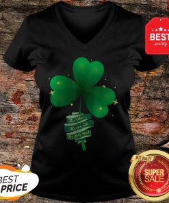 St Patricks Day Catholic Holy Trinity Father Son Holy Spirit V-neck - Design By Rulestee.com