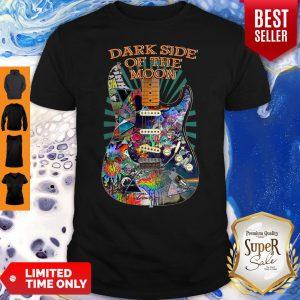 Official Richer Dark Side Of The Moon Guitar Shirt