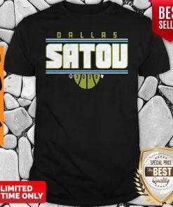 Official Dallas Satou 2020 Shirt