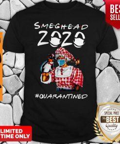 Official Mr. Flibble Face Mask Smeghead 2020 Quarantined Shirt