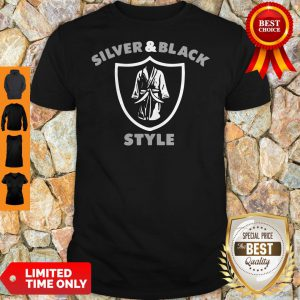 Official Henry Ruggs III Raiders Silver And Black Style Shirt