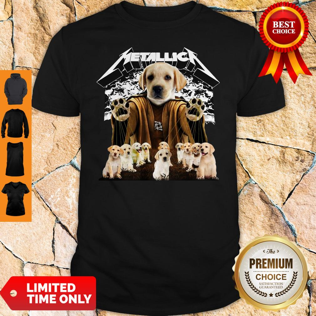 If My Labrador Doesn/'t Like You Dog Puppy Owner T-Shirt