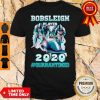 Official Bobsleigh Player 2020 Quarantined Shirt