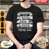 Daddy You Are As Brave As Ragnar As Wise As Odin As Strong As Thor You Are My Favorite Viking Dad Shirt
