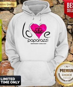 Official Love Paparazz Hoodie