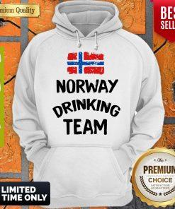 Official Norway Drinking Team Hoodie