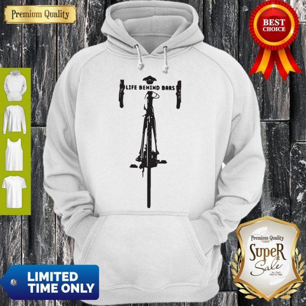Official Bicycle Life Behind Bars Hoodie