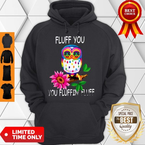 Official Hippie Funny Hoodie