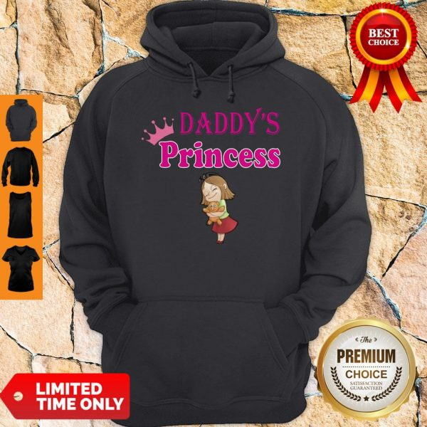 Official Daddy's Princess Hoodie