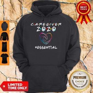 Official Caregiver 2020 Essential Hoodie