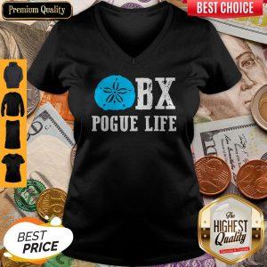 Official BX Pogue Life V-neck