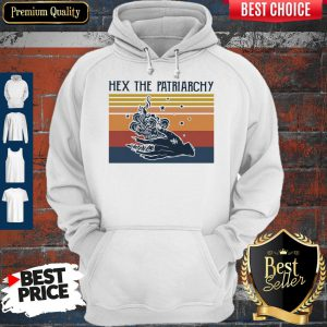 Official Hex The Patriarchy Vintage Hoodie