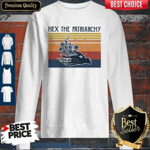 Official Hex The Patriarchy Vintage Sweatshirt
