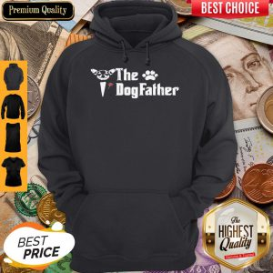 Official The DogFather Paw Hoodie