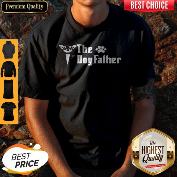 Official The DogFather Paw Shirt