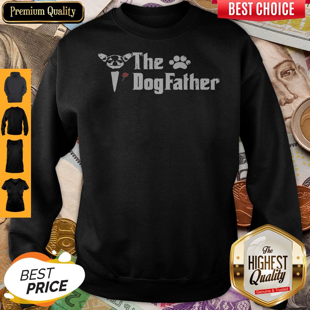 Official The DogFather Paw Sweatshirt