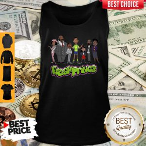 Official We Are Black Fresh Prince Tank Top