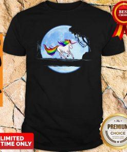 Official Unicorn Running Shirt
