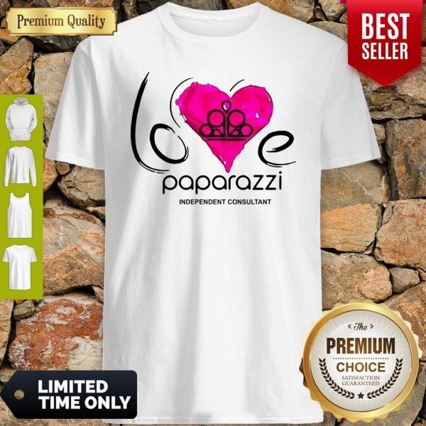 Official Love Paparazz Shirt