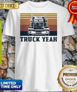 Official Truck Yeah Mother Trucker Shirt