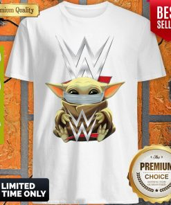 Star Wars Baby Yoda Hug Aew Mask Covid 19 Shirt