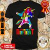 Official Autism Unicorn It's Ok To Be Different Shirt